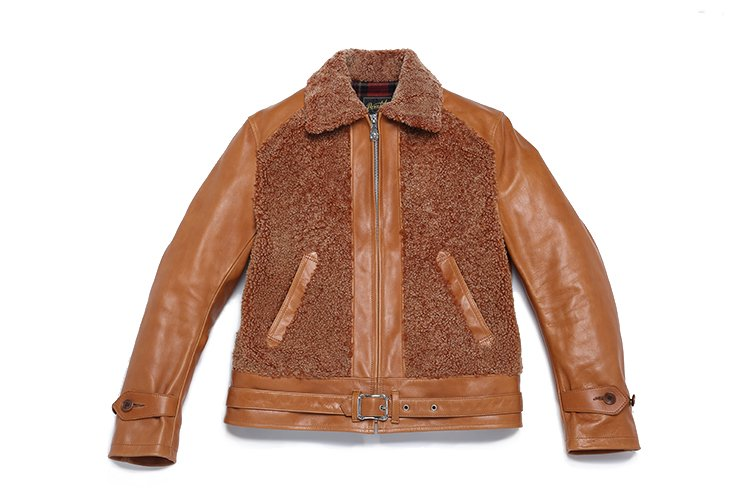 GRIZZLY JACKET -brown-写真その1