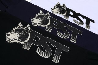 WOLF PST TEE  -A Pattern-