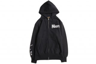 WOLF IN THE SHEEP'S CLOTHING 12oz SWEAT  ZIP  PARKA