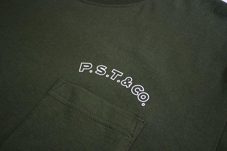6PACKEGGS TEE / GREEN写真その3