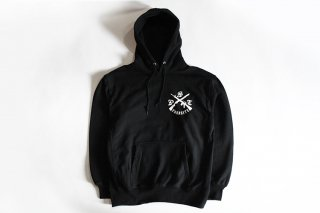 PLAYER 12oz SWEAT PULLOVER PARKA