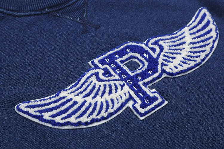 FLYING P INDIGO SWEAT LADY'S写真その2