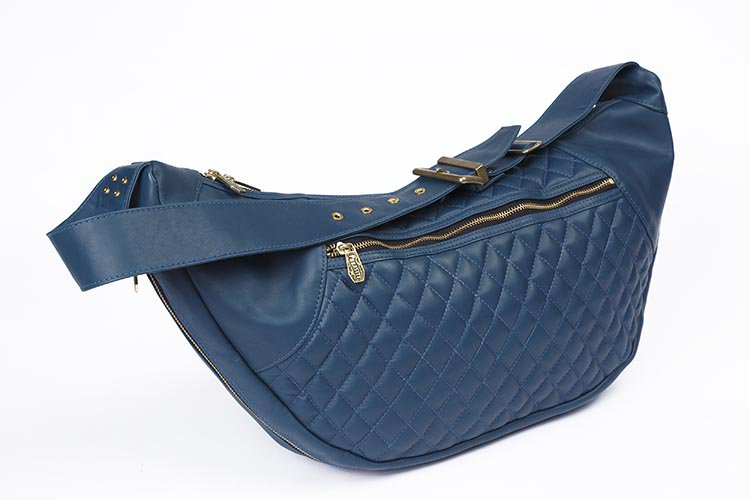 TYPE2 COW HIDE LEATHER -BLUE-写真その1