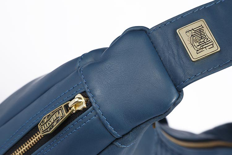 TYPE2 COW HIDE LEATHER -BLUE-写真その2