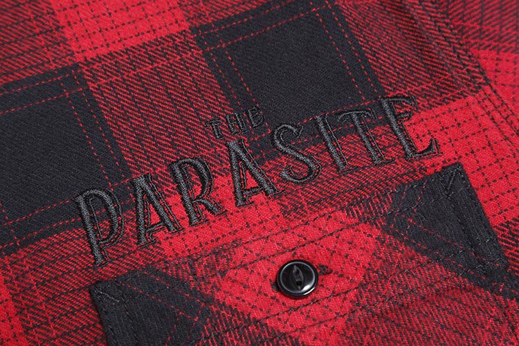 PARASITE FLUNNEL SHIRT写真その4