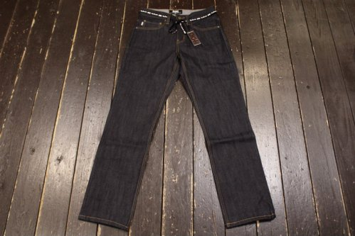 DGK ICON STRETCH 2 JEAN RAW INDIGO