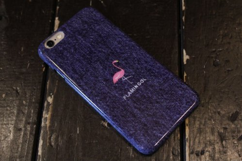 <img class='new_mark_img1' src='//img.shop-pro.jp/img/new/icons14.gif' style='border:none;display:inline;margin:0px;padding:0px;width:auto;' />DL HEADWEAR Flamma iPhone Case denim-hard