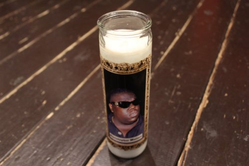 <img class='new_mark_img1' src='//img.shop-pro.jp/img/new/icons14.gif' style='border:none;display:inline;margin:0px;padding:0px;width:auto;' />PRIMITIVE BIGGIE MEMORIAL CANDLE
