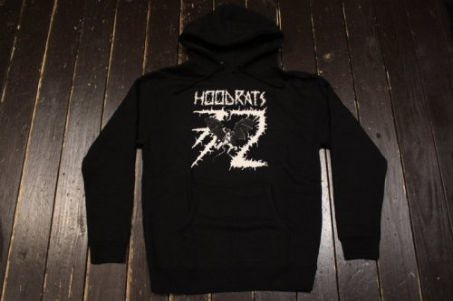 <img class='new_mark_img1' src='//img.shop-pro.jp/img/new/icons14.gif' style='border:none;display:inline;margin:0px;padding:0px;width:auto;' />thirtytwo HOODRATS BAT RAT P/O FLEECE BLACK