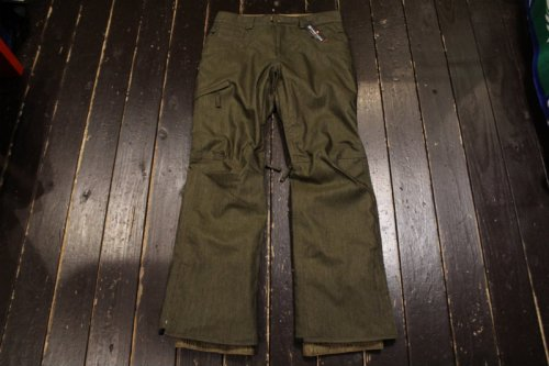 <img class='new_mark_img1' src='https://img.shop-pro.jp/img/new/icons14.gif' style='border:none;display:inline;margin:0px;padding:0px;width:auto;' />686 AUTHENTIC RAW INSULATED PANT OLIVE DENIM