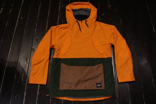<img class='new_mark_img1' src='//img.shop-pro.jp/img/new/icons20.gif' style='border:none;display:inline;margin:0px;padding:0px;width:auto;' />thirtytwo MEYERS JACKET ORANGE