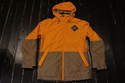 <img class='new_mark_img1' src='https://img.shop-pro.jp/img/new/icons20.gif' style='border:none;display:inline;margin:0px;padding:0px;width:auto;' />thirtytwo SHILOH INSULATED JACKET ORANGE