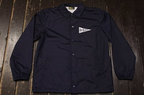 <img class='new_mark_img1' src='//img.shop-pro.jp/img/new/icons14.gif' style='border:none;display:inline;margin:0px;padding:0px;width:auto;' />GILAFFE TEAM COACH'S JACKET NAVY