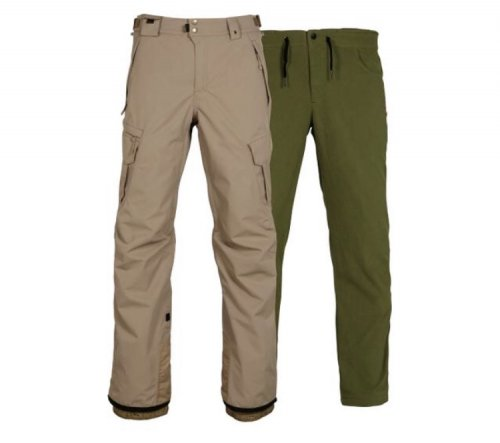 <img class='new_mark_img1' src='//img.shop-pro.jp/img/new/icons14.gif' style='border:none;display:inline;margin:0px;padding:0px;width:auto;' />686 SMARTY 3-in-1 Cargo Pant Khaki