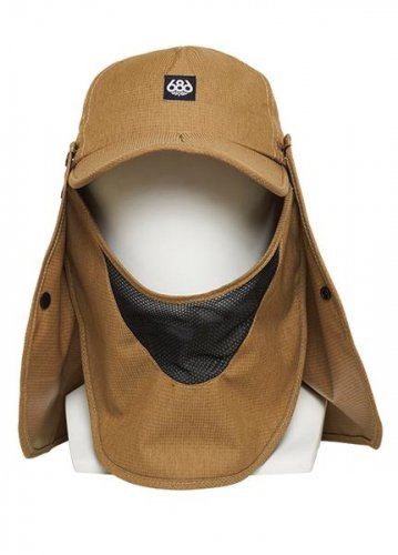 686 Waterproof Hiking Hat Khaki