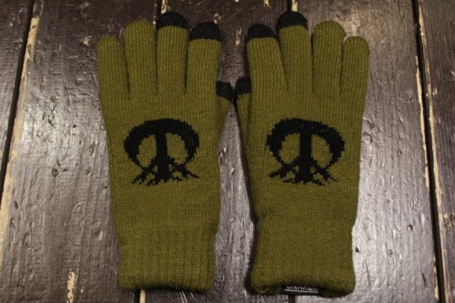 <img class='new_mark_img1' src='//img.shop-pro.jp/img/new/icons14.gif' style='border:none;display:inline;margin:0px;padding:0px;width:auto;' />GNARLY KINT SENSOR GLOVE OLIVE