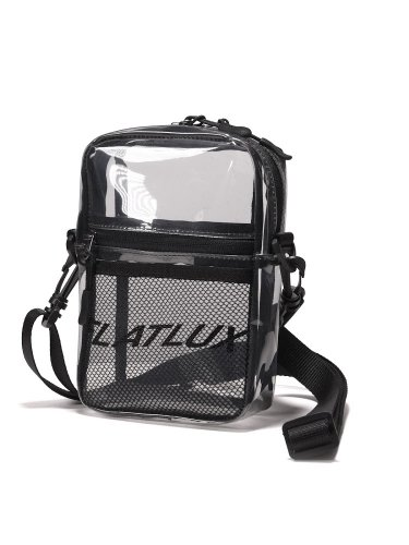FLATLUX Gone Mini Bag transparent(clear)