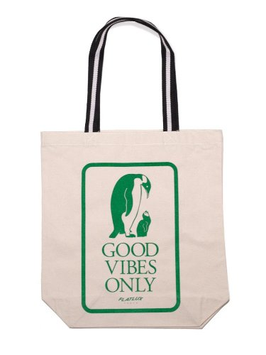 FLATLUX Union Shopping Bag Green