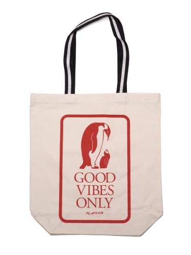 FLATLUX Union Shopping Bag Red