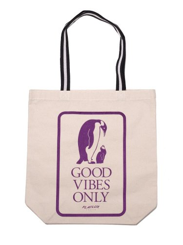 FLATLUX Union Shopping Bag Purple
