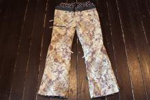 <img class='new_mark_img1' src='https://img.shop-pro.jp/img/new/icons20.gif' style='border:none;display:inline;margin:0px;padding:0px;width:auto;' />FLAUNT MAXI PANTS  CAMO (WOMENS)
