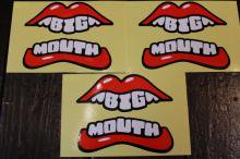 BIGMOUTH BITE STICKER OG