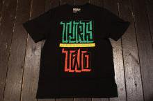 thirtytwo STRETCHER TEE BLACK