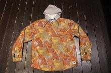<img class='new_mark_img1' src='//img.shop-pro.jp/img/new/icons20.gif' style='border:none;display:inline;margin:0px;padding:0px;width:auto;' />686 Tech.Goods Aloha Bonded Jacket Gunmetal Aloha