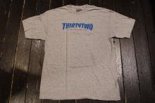 thirtytwo SHRED&DESTROY PACK 32 CLASSIC TEE GREY
