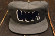 HUF BUBBLES SNAPBACK GRAY