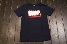 HUF BUBBLES TEE NAVY