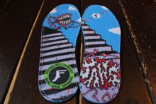 FOOTPRINT PROFILE KING FOAM INSOLES NEW JAWS 7 mm