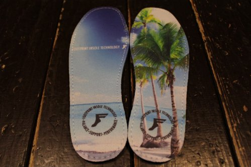 FOOTPRINT PROFILE KING FOAM INSOLES BEACH 7 mm