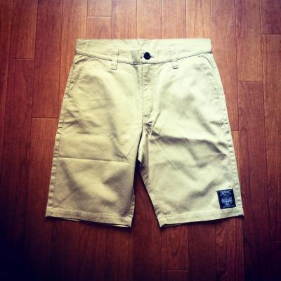 <img class='new_mark_img1' src='//img.shop-pro.jp/img/new/icons36.gif' style='border:none;display:inline;margin:0px;padding:0px;width:auto;' />Addiction kustom the life  CHINO SHORTS 30%OFF