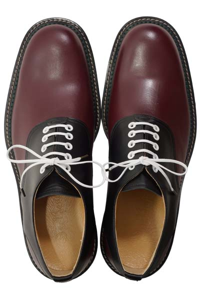 Dry Bones Saddle Oxford