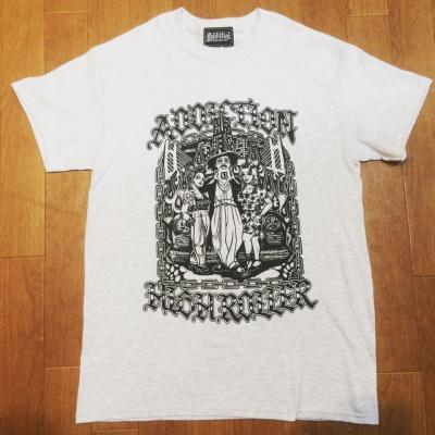 <img class='new_mark_img1' src='//img.shop-pro.jp/img/new/icons14.gif' style='border:none;display:inline;margin:0px;padding:0px;width:auto;' />Addiction Kustom The Life  HlGH ROLLER Tee