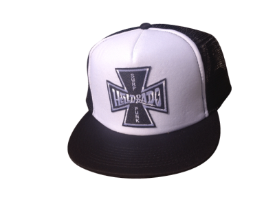 SURF PUNK TRUCKER HAT