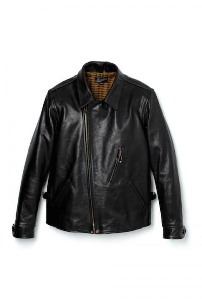 <img class='new_mark_img1' src='//img.shop-pro.jp/img/new/icons32.gif' style='border:none;display:inline;margin:0px;padding:0px;width:auto;' />Attractions Lot.379 HORSEHIDE DOUBLE SPORT JACKET
