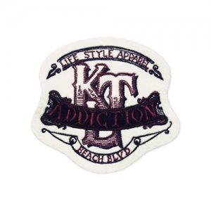 Addiction kustom the Life KTLワッペン