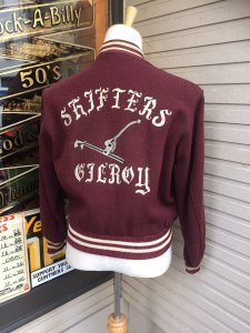 50s 60sCar Club Jaket Shifters