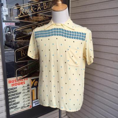 50s vintag ドクターシャツ