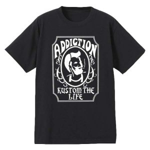Addiction kustom the life Zig Zag Tee  再入荷!!<img class='new_mark_img2' src='https://img.shop-pro.jp/img/new/icons33.gif' style='border:none;display:inline;margin:0px;padding:0px;width:auto;' />