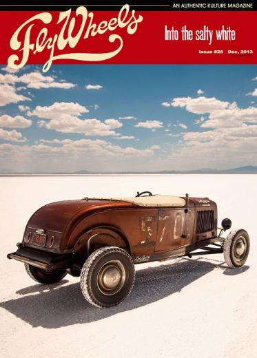 Fly Wheels /Issue #26