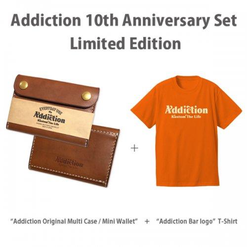 "Addiction 10th Anniversary Set "" Limited Edition 予約受付中!!"