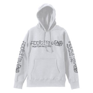 <img class='new_mark_img1' src='https://img.shop-pro.jp/img/new/icons14.gif' style='border:none;display:inline;margin:0px;padding:0px;width:auto;' />Addiction kustom the life C/S DICE HOODIE