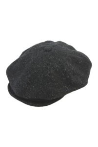 <img class='new_mark_img1' src='https://img.shop-pro.jp/img/new/icons14.gif' style='border:none;display:inline;margin:0px;padding:0px;width:auto;' />Dry Bones Color Nep Wool Casquette BLACK