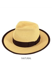 "<img class='new_mark_img1' src='https://img.shop-pro.jp/img/new/icons14.gif' style='border:none;display:inline;margin:0px;padding:0px;width:auto;' />Dry bones Braid Hat ""YORK""  NATURAL /ドライボーンズ/ハット"