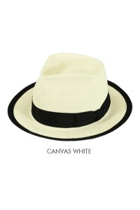 "<img class='new_mark_img1' src='https://img.shop-pro.jp/img/new/icons14.gif' style='border:none;display:inline;margin:0px;padding:0px;width:auto;' />Dry bones Braid Hat ""YORK""  CANVAS WHITE  /ドライボーンズ/ハット"