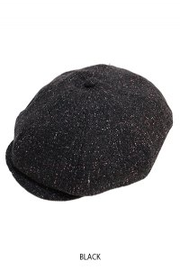 <img class='new_mark_img1' src='https://img.shop-pro.jp/img/new/icons14.gif' style='border:none;display:inline;margin:0px;padding:0px;width:auto;' />Dry Bones Color Nep Wool Casquette / ドライボーンズ/カラーネップ ウール キャスケット/日本製