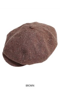 <img class='new_mark_img1' src='https://img.shop-pro.jp/img/new/icons14.gif' style='border:none;display:inline;margin:0px;padding:0px;width:auto;' />Dry Bones Color Nep Wool Casquette /ドライボーンズ/カラーネップ ウール キャスケット/日本製
